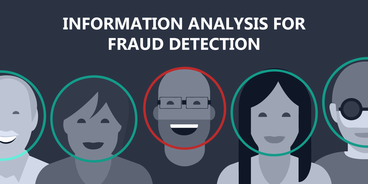 Information analysis for fraud detection