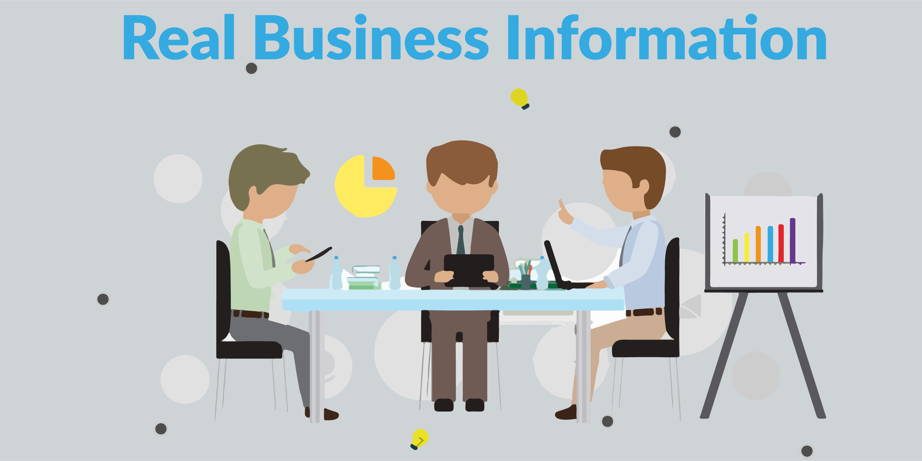 REAL BUSINESS INFORMATION